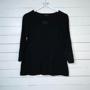 H by Halston sweater, sz M - NWT